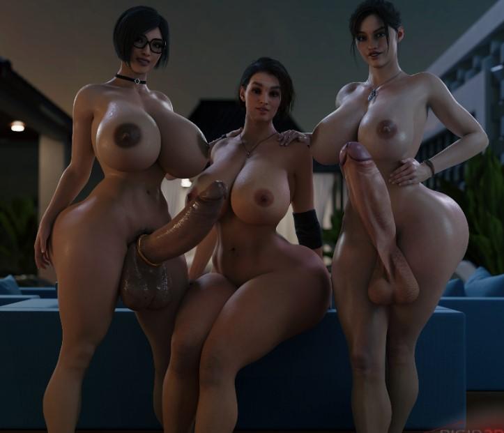 RULE34 3D SEX
