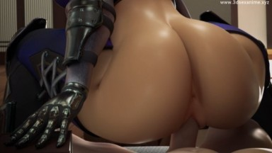 Skye Hot riding Dick by Gecko rule34 Paladins Porn 3D sex From Game HD Animation