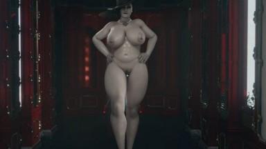 lady dumitrescu Walk by GeneralButch rule34 Resident evil nsfw 3D sex HD