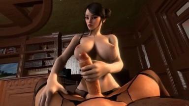Futanari Pov New Colleagues by weebu rule34 Futadom 3D sex animation HD Futa