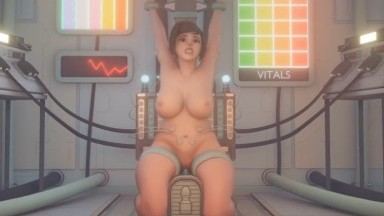 Mei forced orgasm by Baronstrap rule34 Overwatch nsfw 3D sex animation HD