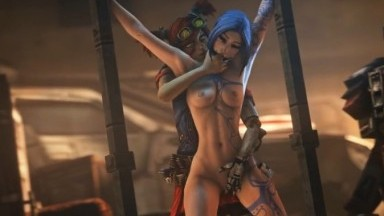 Borderlands Captured by fatcat17 rule34 Forced orgasm 3D Nsfw sex animation HD