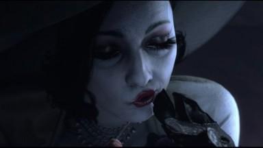 Lady Dimitrescu blowjob by greatm8 rule34 resident evil porn HD