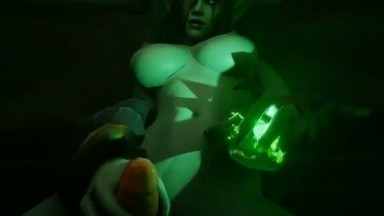 Dreadlord jaina need more energy by SavageCabbage rule34 2021 world of warcraft porn