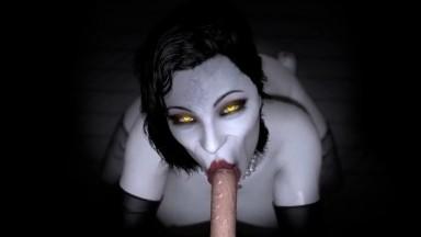 Lady dimitrescu suck dick Pov by kintaroe rule34 resident evil Porn 3D 2021