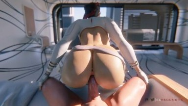 loba ride hard dick by elrecondite rule34 apexlegens porn from game HD 2021