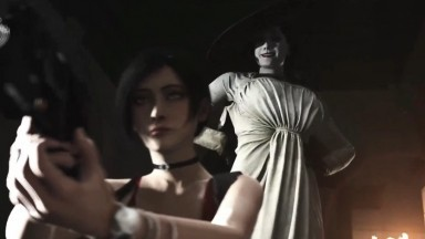 Lady dimitriscu and ada 2nd Maiden Short movie by KamaDevaSFM rule34 resident evil 2021 porn
