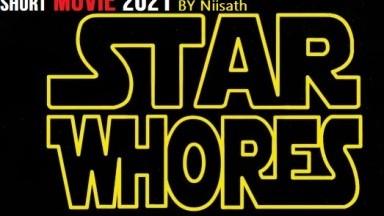 Rey threesome fuck by Niisath rule34 Star Whores Short Movie 09 Star wars porn