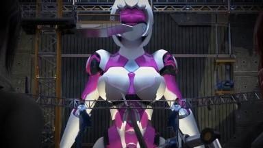 Futa Sentai Squad by agentredgirl Futadom rule34 futanari 2021 Game HD