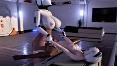 2B pussy Futa fuck by T3DX RULE34 nier automata Futadom Porn 2021 futanari HD
