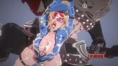 FemCop Forced Orgasme by EROMANCER rule34 PureOnyx porn HD