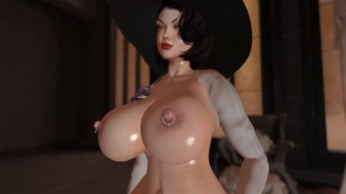 Lady dimitrescu fucks with bbc by SecondlifeXXX rule34 resident evil porn 2021