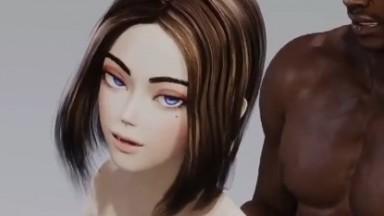 Samsun sam standing fuck by misthiosarc rule34 assistant girl Porn 2021