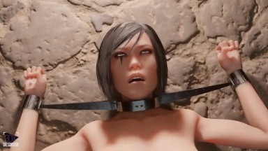 Faith Connors Forced and fucked by DESDRAW rule34 Mirror s Edge 3D Porn bondage