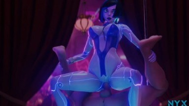 Demi riding and cum by nuxworks rule34 subverse Porn 2021 HD