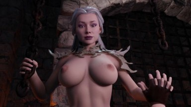 Sindel Cowgirl by arti202 rule34 Mortal Kombat porn 3D mk11