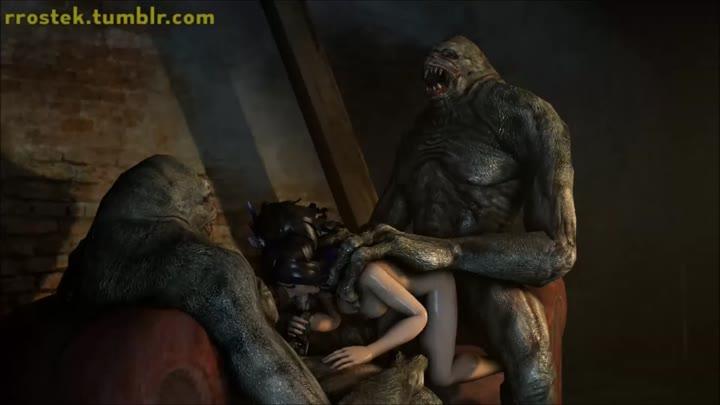 I Love My SFM HMV Fortnight porn and more 3D compilation