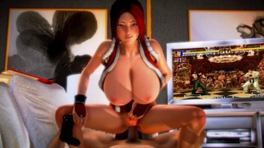 Mai shiranui riding by kof rule34 king of fighters porn 2021
