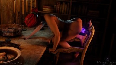 The Awakening second part audio updated by the rope dude rule34 the witcher bondage