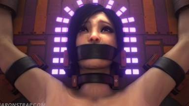 Ada Wong in The Juicer by baronstrap rule34 resident evil short movie