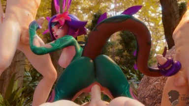 neeko preview by thecount rule34 league of legends porn