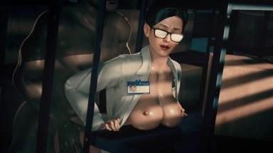 Miyako fuck with har big dick 3D porn 1080