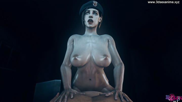 Resident evil porn compilation 3D 1080 hd part 2