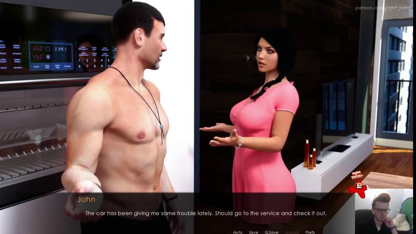 Anna Exciting Affection Chapter 2 girls having Fun Walkthrough Ep 2 3d video porn